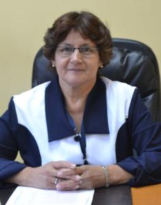 María Cristina Morán Gallardo